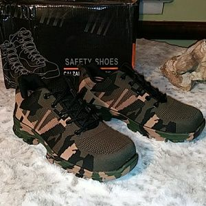 Safety sneakers [NIB]